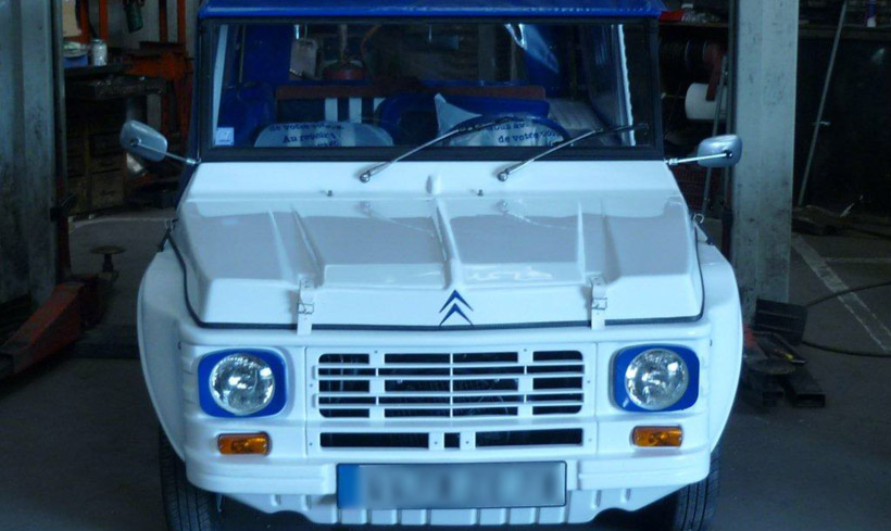 Garage automobiles